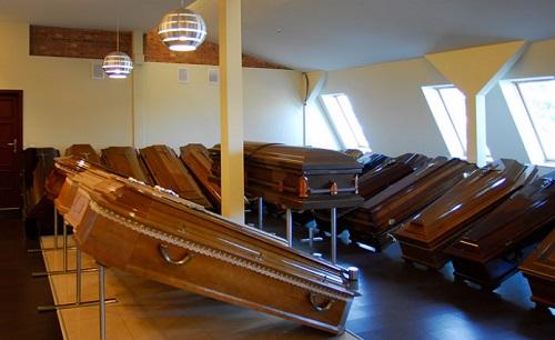 zakłady pogrzebowe dąbrowa tarnowska